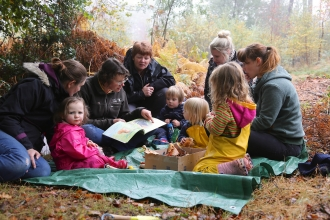 forest of dean nature tots