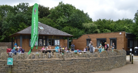 Crickley Hill cafe